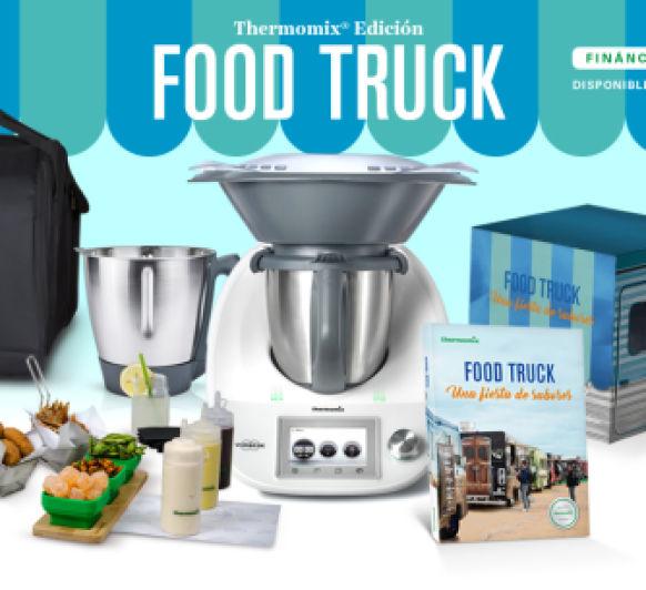 Promoción Food Truck 0%