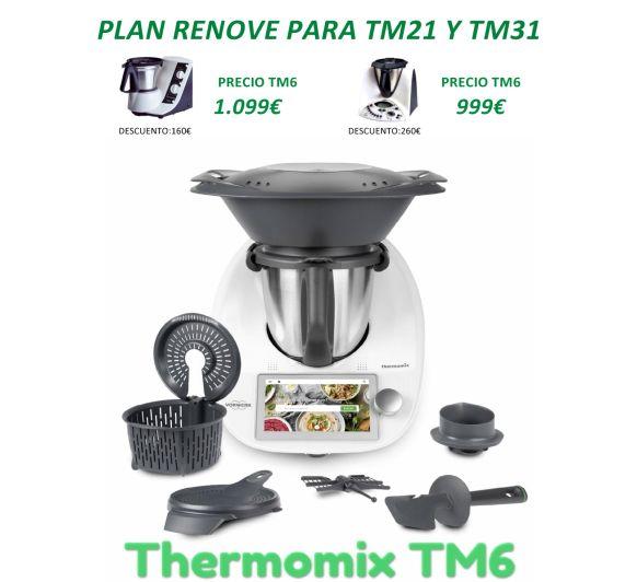 GRAN OPORTUNIDAD PARA RENOVAR TU Thermomix® TM21 O TM31