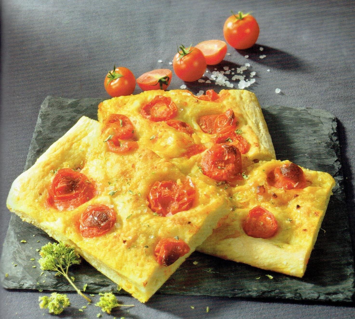 focaccia de puglia cocina italiana con thermomix masas