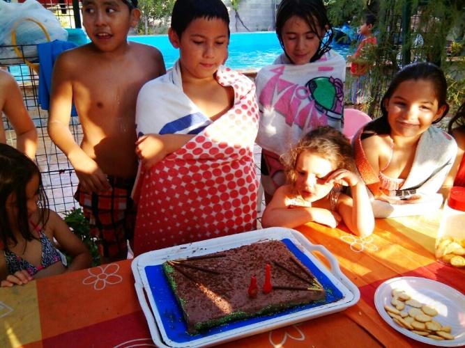 Tarta Rapida Helada de chocolate con Thermomix®