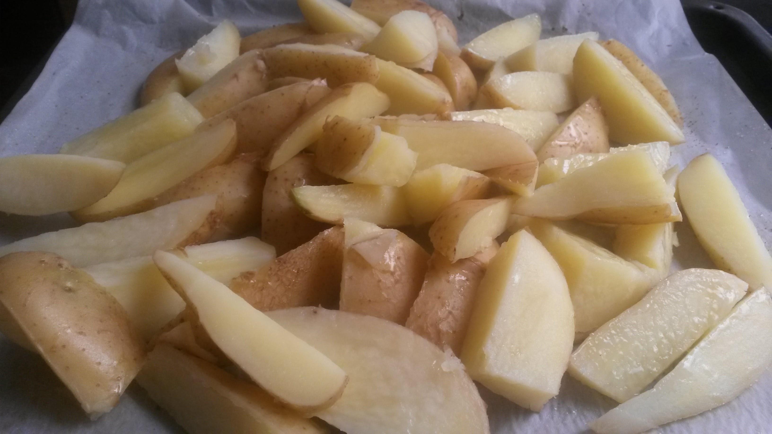 Patatas al Romero con Thermomix®