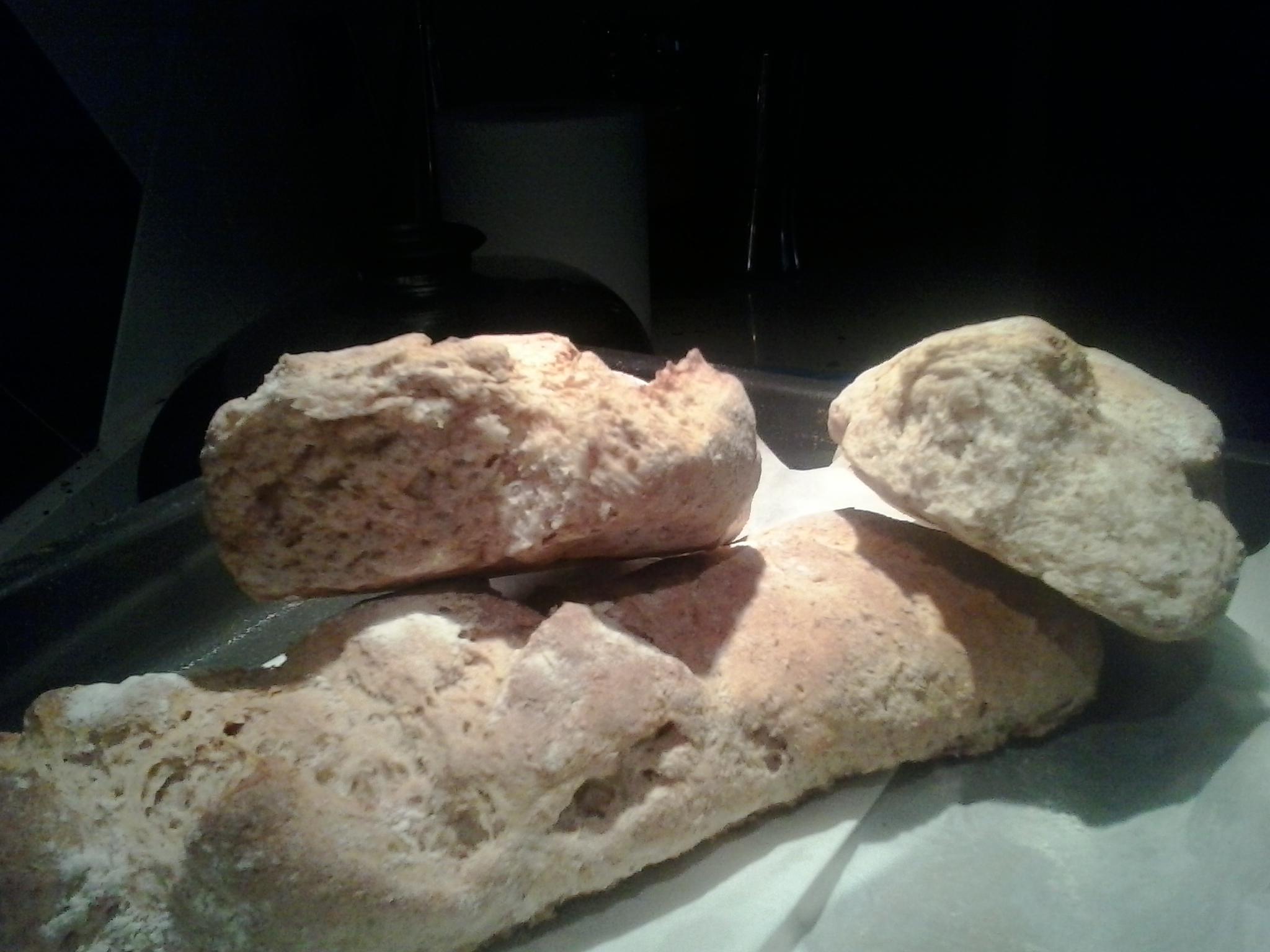 Pan de avena y cerveza con Thermomix®
