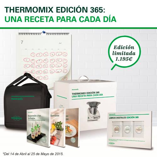 EDICION ESPECIAL DE Thermomix® TM5