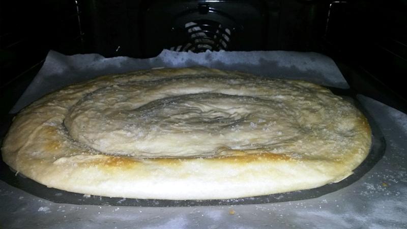 Torta hoja con Thermomix® ...salada o de azucar.pimentón,. semillas.....
