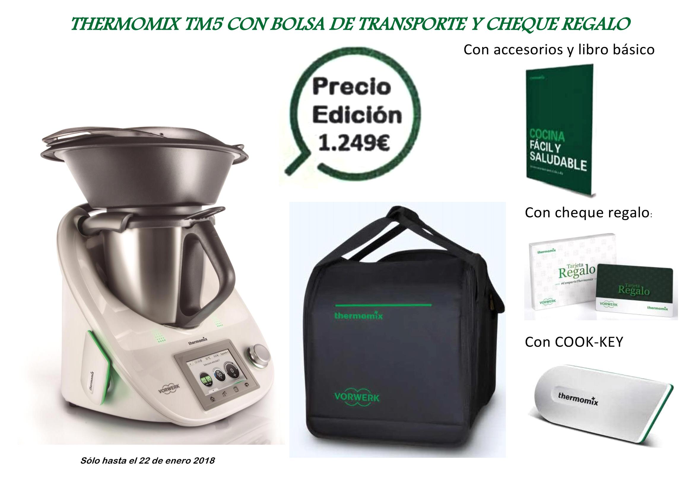 Ofertas promociones thermomix noticias blog blog de caridad sanmartin allegue de - Cocina facil y saludable thermomix ...