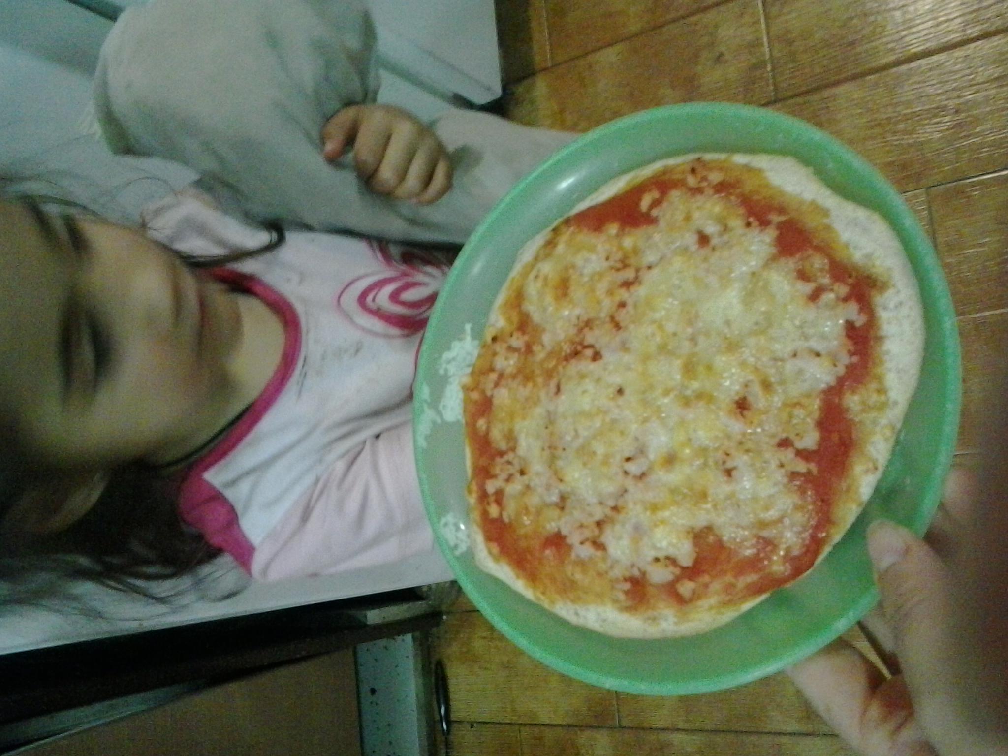 Masa de Pizza con harina integral con Thermomix®