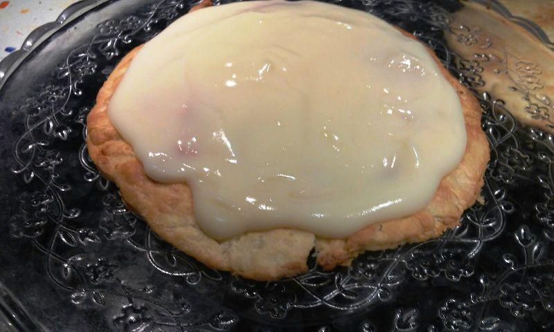 Milhojas de crema bañada con ganache de chocolate con Thermomix® - preparando la NAVIDAD