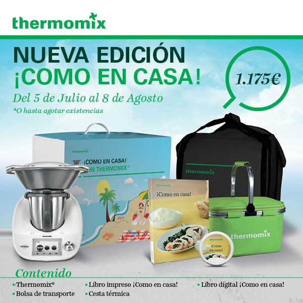 Fantastica edicion de Thermomix®
