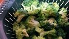 Pasteles de brocoli y Beicon