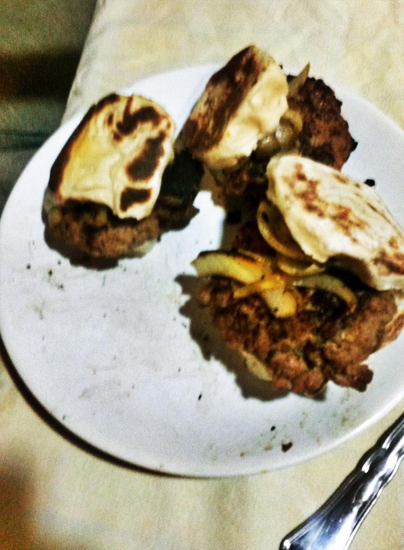 Panecillo rapido ( especial para pan para pinchos) muffins ingleses, con Thermomix®
