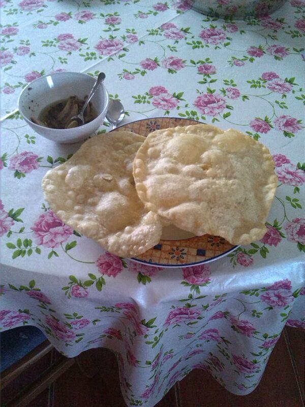 Masa para tortas fritas de YECLA con Thermomix®