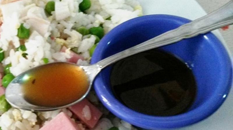 Salsa agridulce para arroz tres delicias, para rollitos de primavera