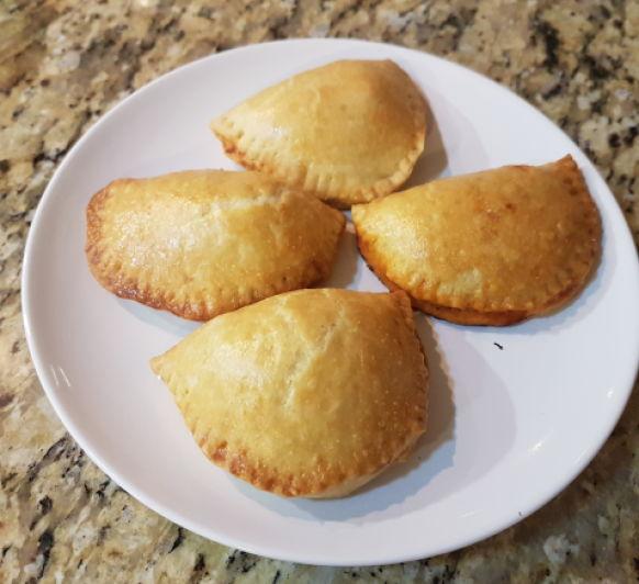 Empanadas de patata jumillanas
