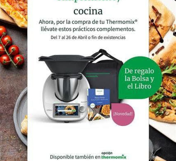 Nueva promo TM6 + Bolsa de Transporte + Libro Pizza Party