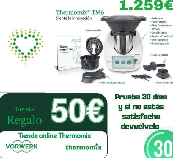DISFRUTA DE TU Thermomix®