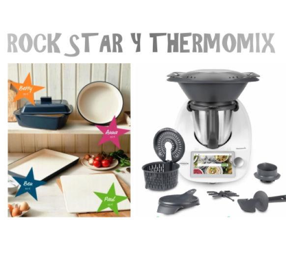 GRAN PROMOCIÓN: Thermomix® TM6 y ROCKSTAR