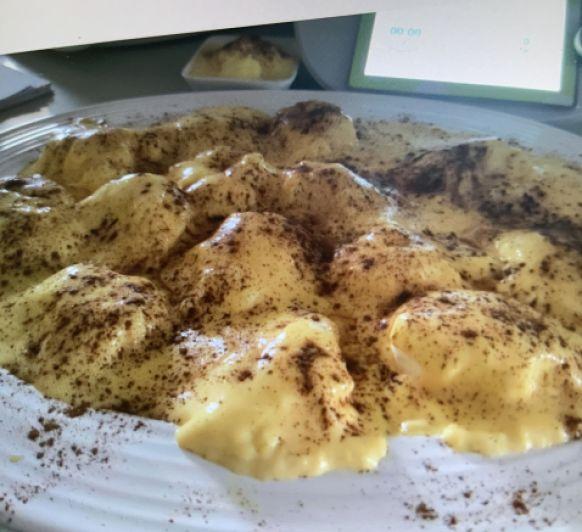 """""""Natillas con Espuma de Merengue"""""""