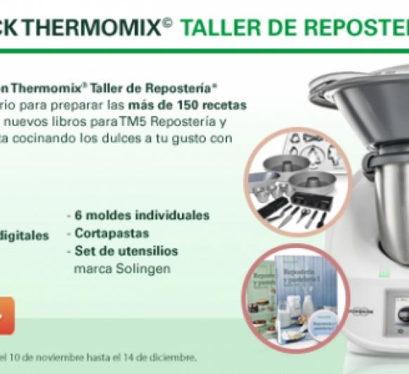 Adelantate a la Navidad con Thermomix®