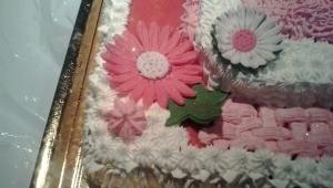 Tarta cumpleaño,bautizo,comunion.... con Thermomix®