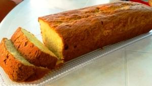 Bizcocho o torta secreta de Limón... Rapido rapido