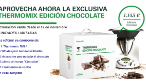 SI AMAS EL CHOCOLATE, AMAS Thermomix®