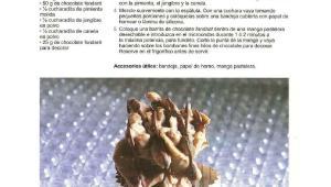 MÁGICO CHOCOLATE: BOMBONES AL JENGIBRE