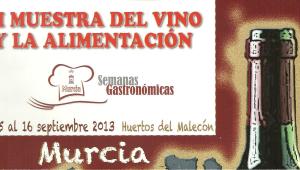 Thermomix® EN LAS SEMANAS GASTRONOMICAS DE LA FERIA DE MURCIA 2013