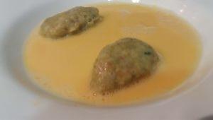 Croquetas brocoli,coliflor,queso y jamón con Thermomix®